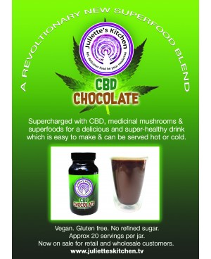 CBD Chocolate Drink