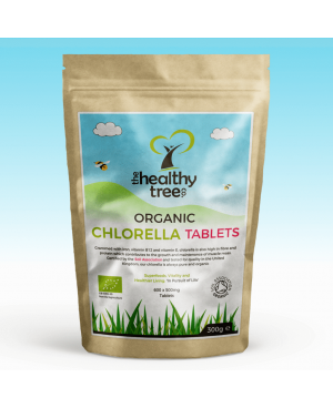 Chlorella tablets 300gm 600 organic