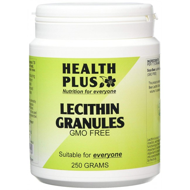 Lecithin granules Health Plus