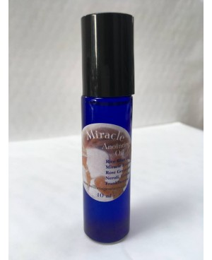 Miracle Oil roll-on by Wellbeing Essences