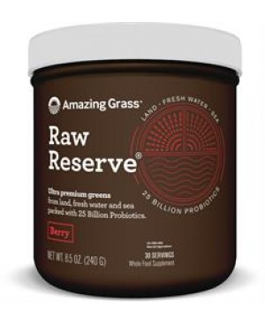 Raw Reserve Green Superfood Berry 240g