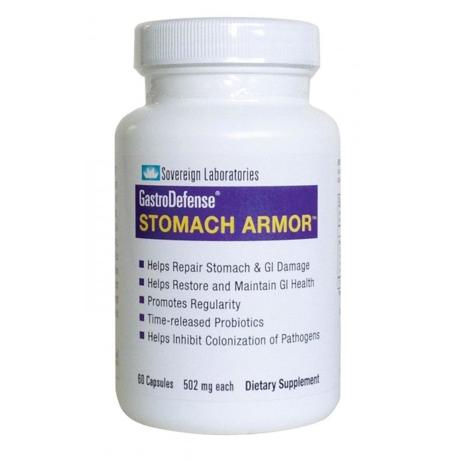 GastroDefense STOMACH ARMOR™