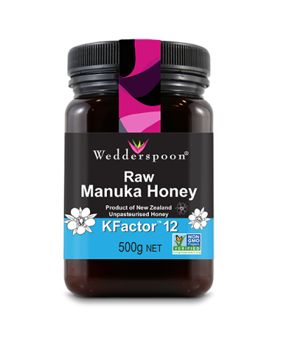 Manuka Honey RAW K Factor 12 500g