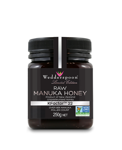Manuka Honey RAW K Factor 22 - 250g