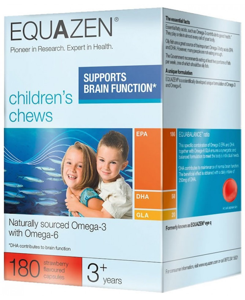 Eye Q Children's Chews
