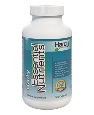 Dr Hardy Daily Essential Nutrients (DENS) 360 capsules