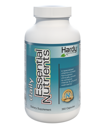 Hardy Daily Essential Nutrients (DENS) 360 capsules