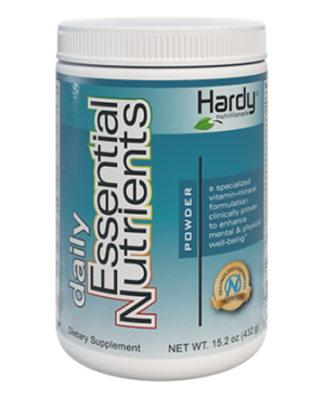 Hardy Daily Essential Nutrients Powder 432g powder