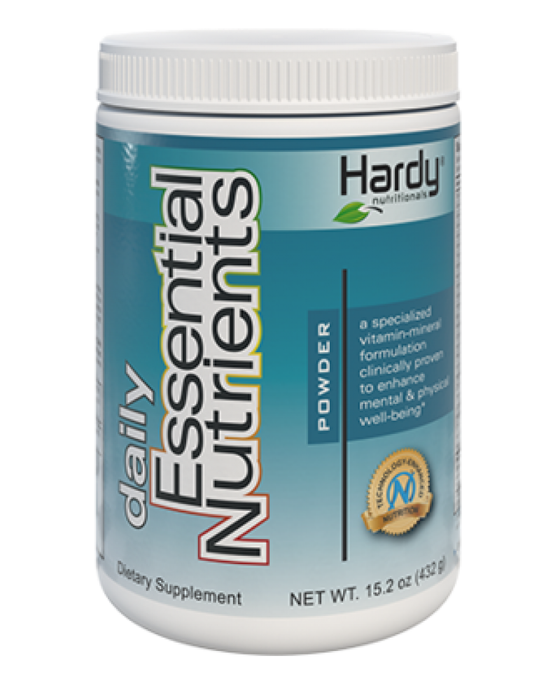 Dr Hardy Daily Essential Nutrients Powder 432g powder