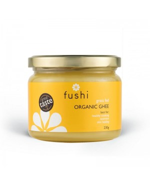 GHEE CLARIFIED ORGANIC GRASS FED BUTTER