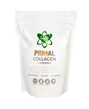 Collagen plus Vitamin C