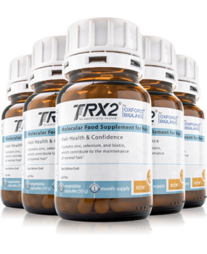 TRX2 Europe's No 1 selling Hair Loss supplement  Pack of 3