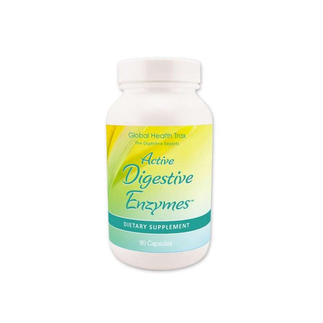 Active Digestive Enzymes