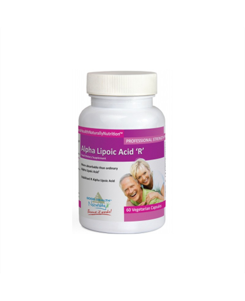 Alpha Lipoic Acid 'R'