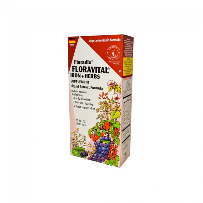 Floravital by Floradix