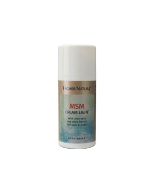 MSM Cream Light 150ml