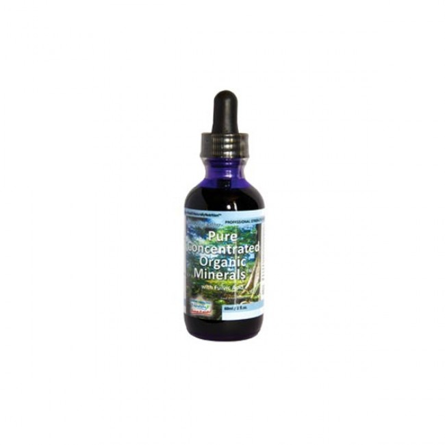 Pure Concentrated Organic Minerals™ Liquid