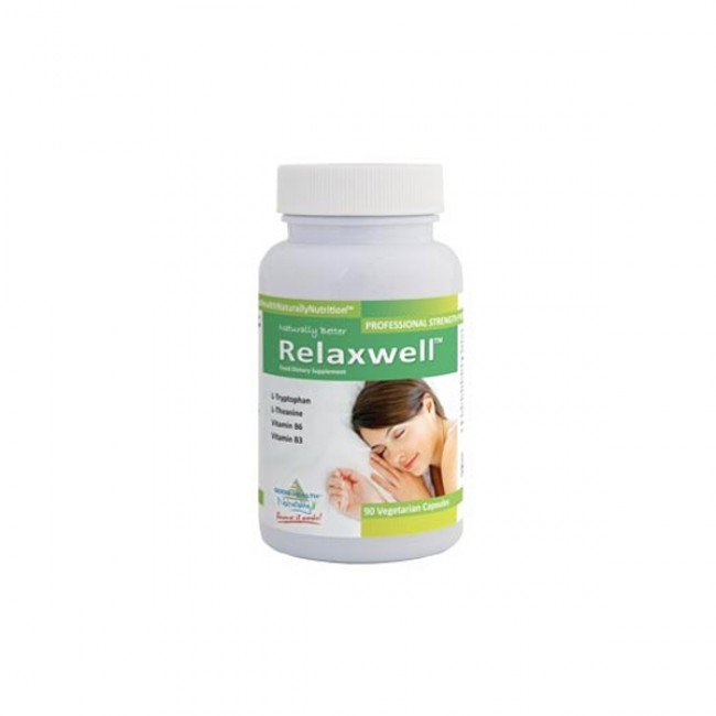 Relaxwell - Professional Strength Super Nutrient Formula