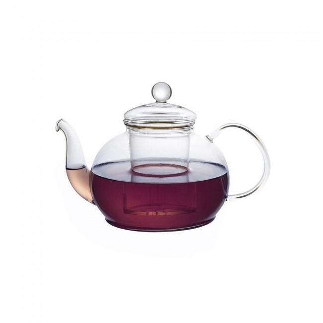 Glass Teapot With Infuser 750ml