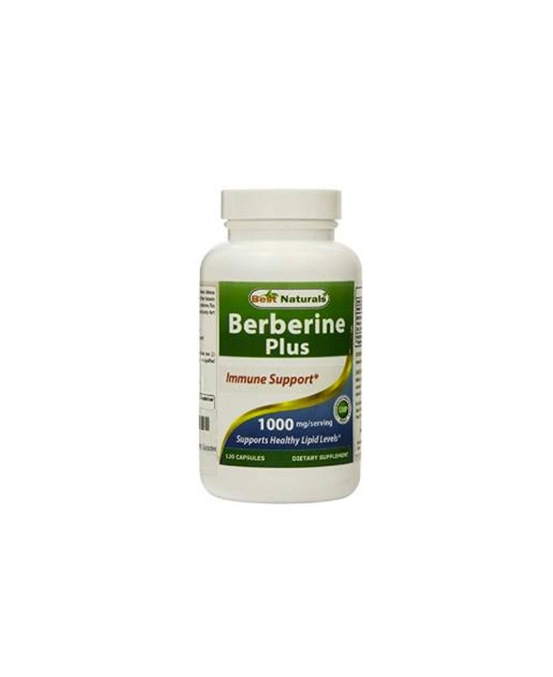 Berberine Plus 1000mg Immune Support 120 caps