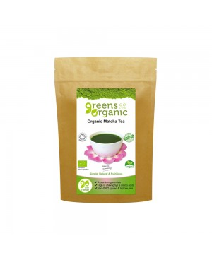 Greens Organic Matcha Green Tea Powder 50g
