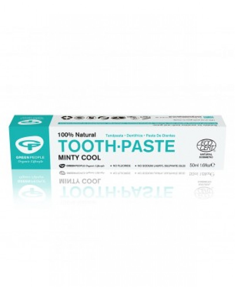 Toothpaste Minty Cool Adult Fluoride free