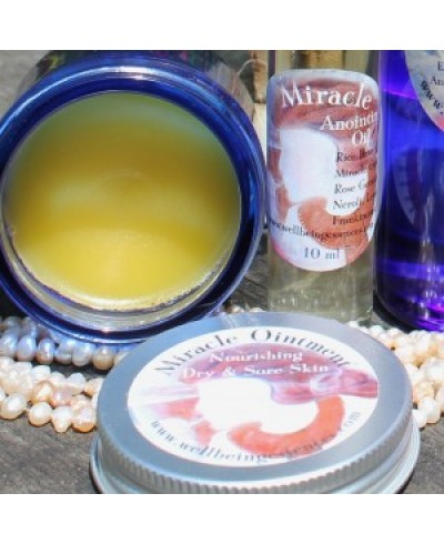 Miracle Ointment with natural pain relief